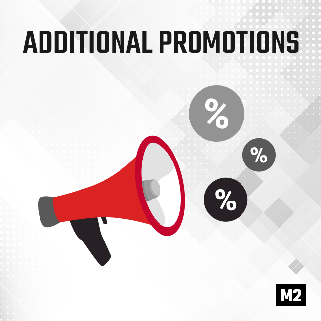 Additional Promotions