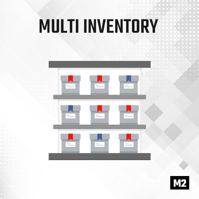 Multi Inventory