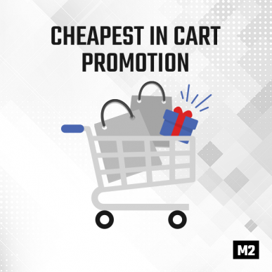 Cheapest In Cart Promotion