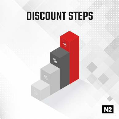 Discount Steps
