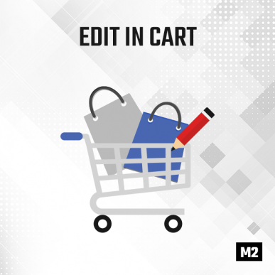 Edit in Cart