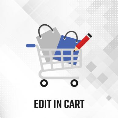 Edit in Cart