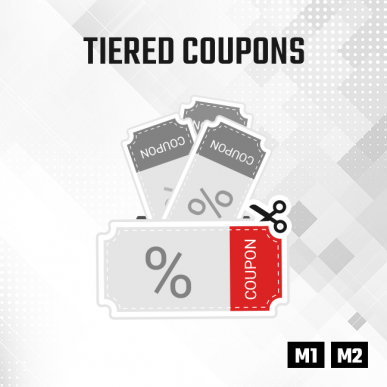 Tiered Coupons